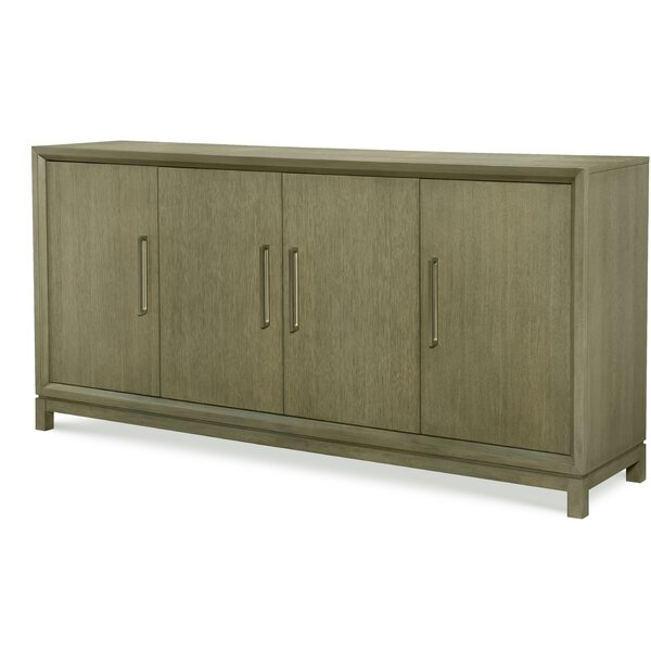 Hadreas Credenza by August Grove August Grove
