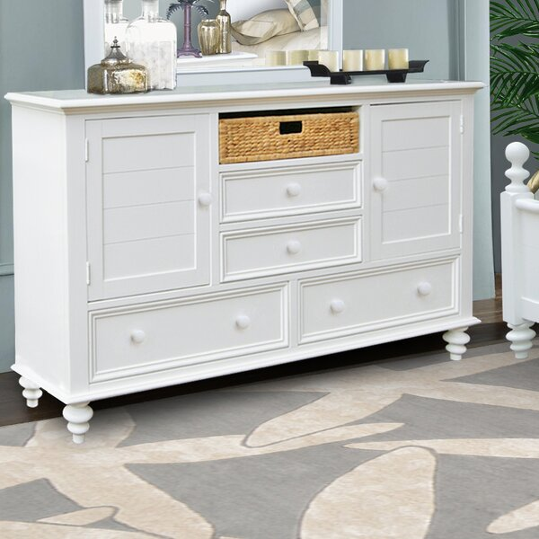 Emelia 4 Drawer Dresser by Longshore Tides