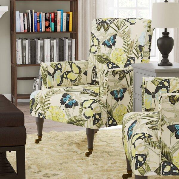 Chardon Armchair by Alcott Hill
