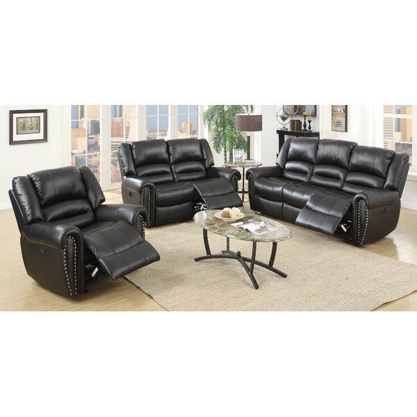 Loyola Reclining Configurable Living Room Set By Red Barrel Studio