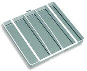 Shop For 1.8H x 2W x 13.25D Drawer Organizer By Made Smart Housewares