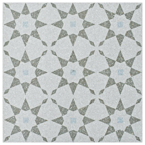 Parma Aventino 12 x 12 Porcelain Patterned Field Tile