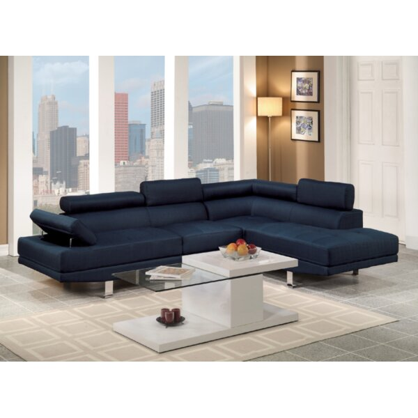 Heideman Sectional by Orren Ellis