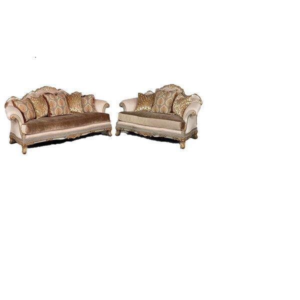 Wardlaw 2 Piece Living Room Set By Astoria Grand