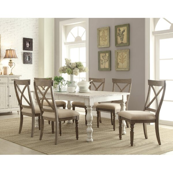 Mckenzie 7 Piece Extendable Dining Set by August Grove