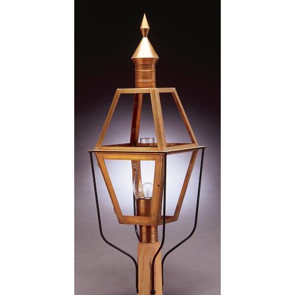 Boston Outdoor 1-Light Lantern Head by Northeast Lantern