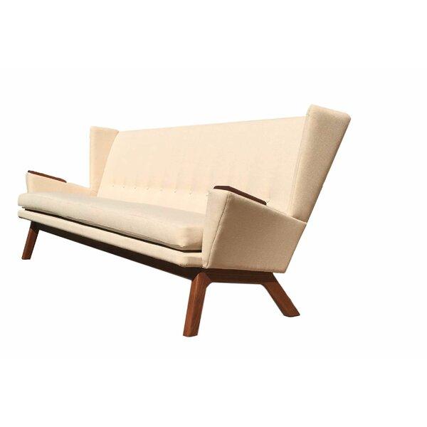 Mid Century Modern Standard Sofa by Lewis Interiors