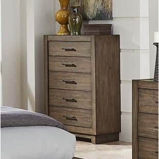 Alcaraz 5 Drawer Chest by Foundry Select