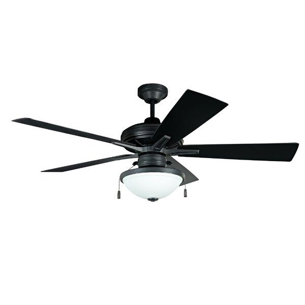 52 Ellport 5-Blade Ceiling Fan by Red Barrel Studio