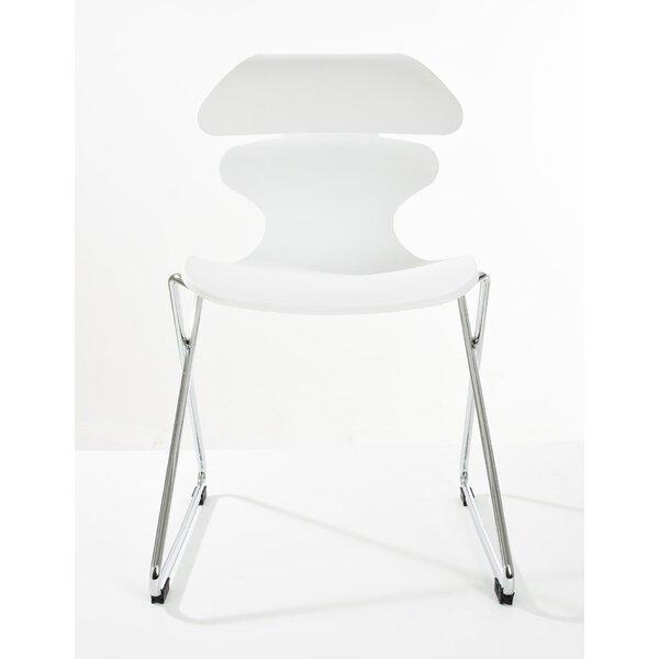 Walkowiak Swivel Side Chair by Wrought Studio