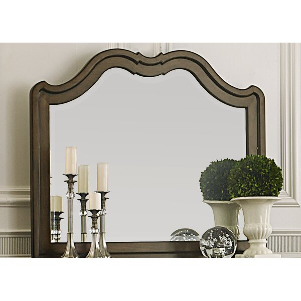 Cotswold Arched Dresser Mirror by Darby Home Co