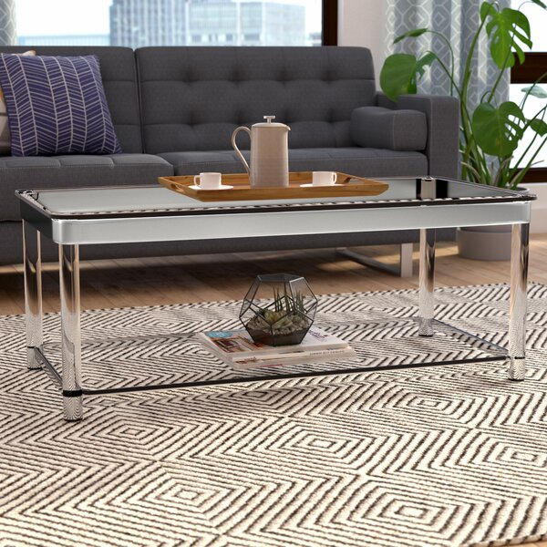 Benter Coffee Table by Mercury Row