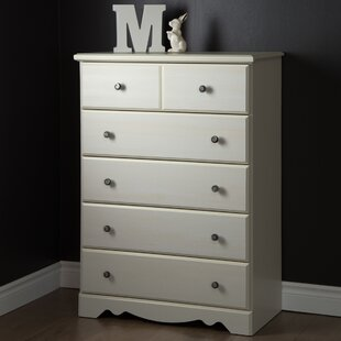 Country Poetry 5 Drawer Chest