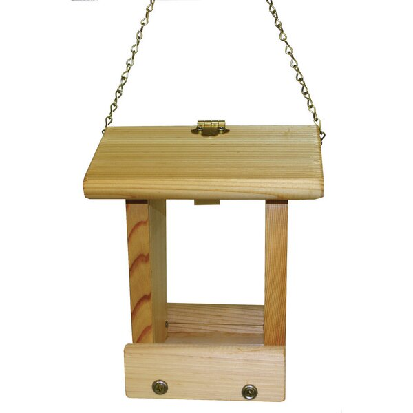 Mini Mixed Hopper Bird Feeder by Stovall