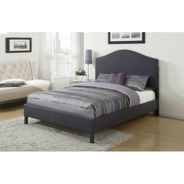 Vallejo Eastern King Upholstered Platform Bed by Red Barrel Studio