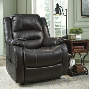 Sibley Power Lift Recliner Darby Home Co