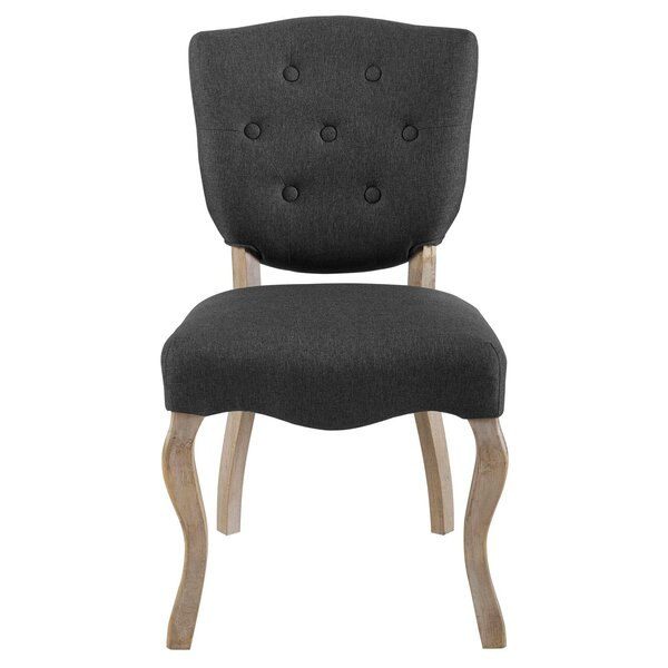Damarion Tufted Upholstered Side Dining Chair (Set Of 2) By Ophelia & Co.