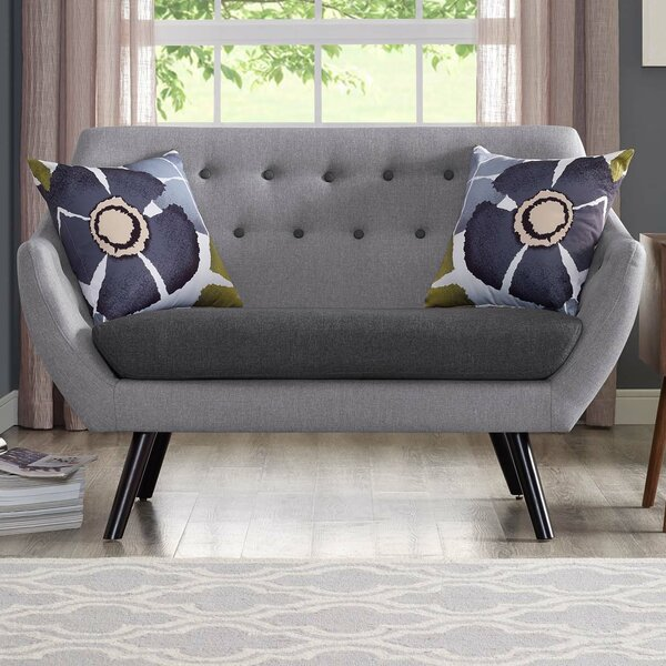 Salazar Loveseat By Orren Ellis Amazing