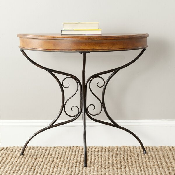 Bertha Console Table by Safavieh