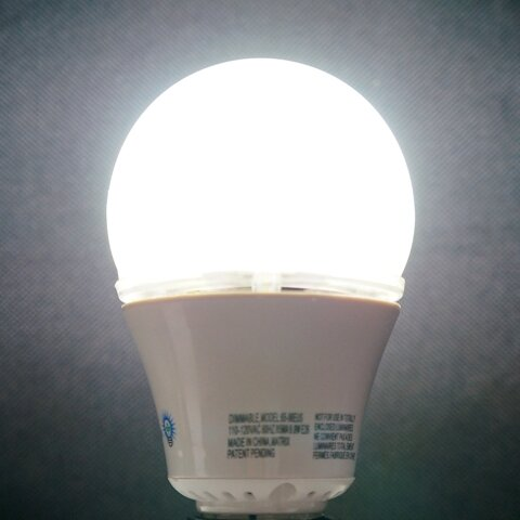 10W LED Light Bulb by Queens of Christmas