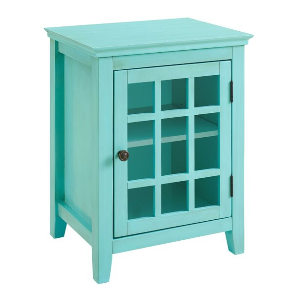 Gellert 1 Door Accent Cabinet By Highland Dunes