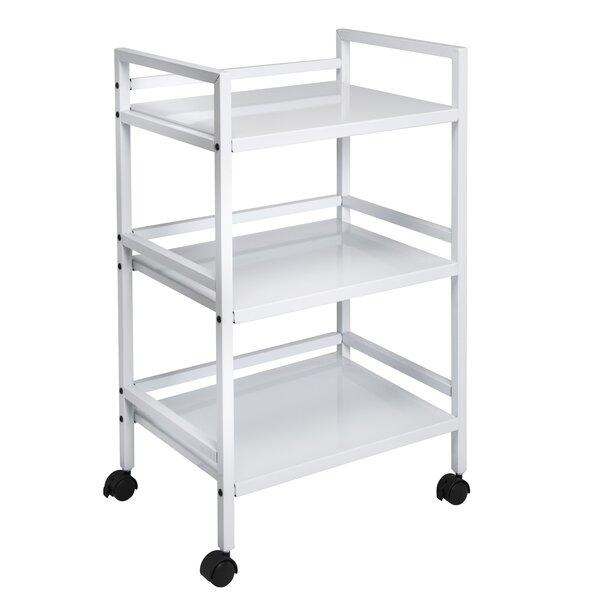 3-Shelf Metal Utility Cart by Honey Can Do