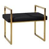 Super Modern Vanity Stools Benches Allmodern Inzonedesignstudio Interior Chair Design Inzonedesignstudiocom