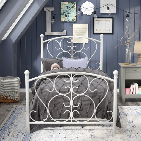 Kimberley Twin Platform Bed by Viv + Rae