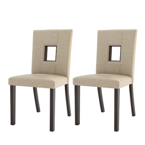 Burgess Parsons Dining Chair (Set of 2) by Red Barrel Studio