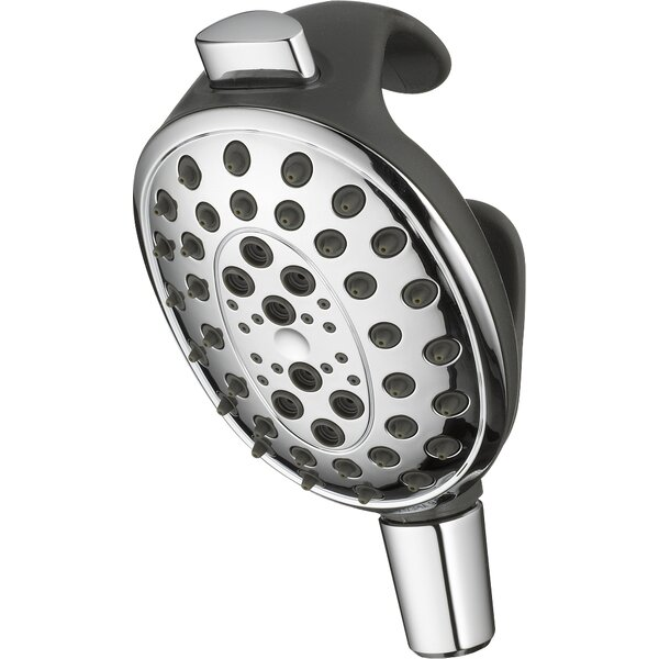 Universal Showering Components Multi Function Handheld Shower Head by Delta Delta