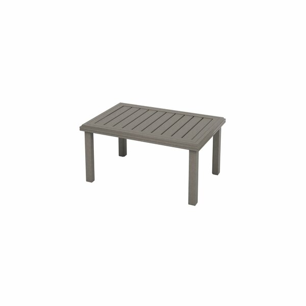 Amici Metal Coffee Table by Tropitone