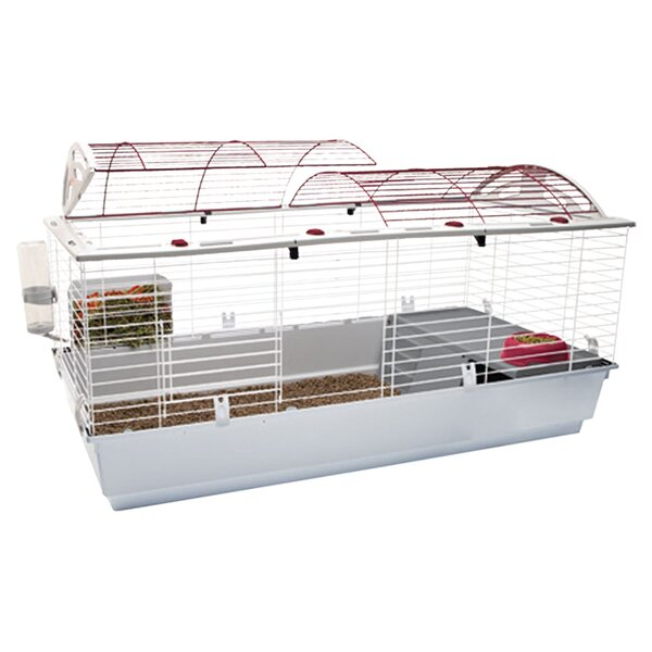 Living World X Large Deluxe Small Animal Cage by Living World by Hagen