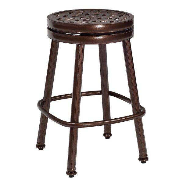 Casa Round 27'' Patio Bar Stool by Woodard