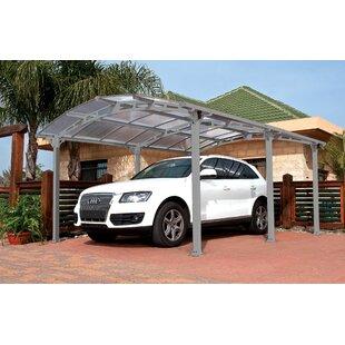 sc 1 st  Wayfair & Carports Car Shelters u0026 Portable Garages Youu0027ll Love   Wayfair