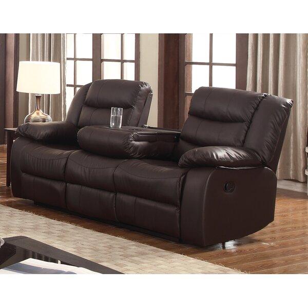 Koury Reclining Sofa by Red Barrel Studio