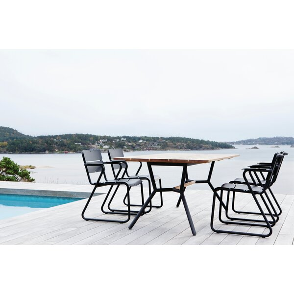 Corail 5 Piece Dining Set by OASIQ