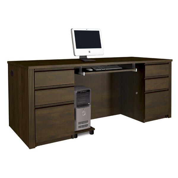 Bormann Standard Desk Office Suite by Red Barrel Studio