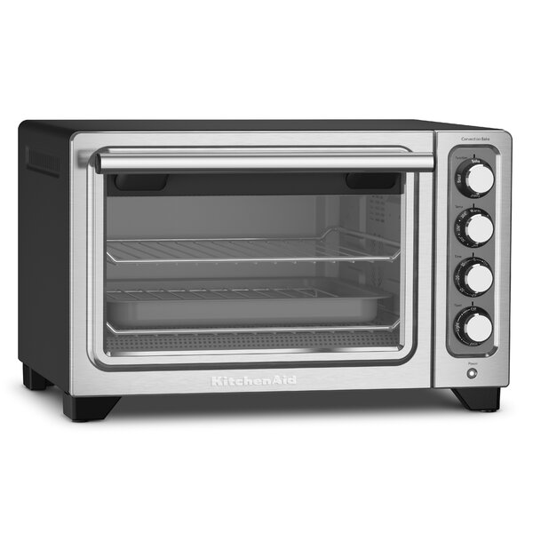 Compact Counter Toaster Oven by KitchenAid