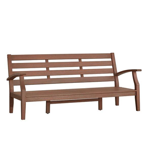 Hursey Patio Sofa by Three Posts Three Posts