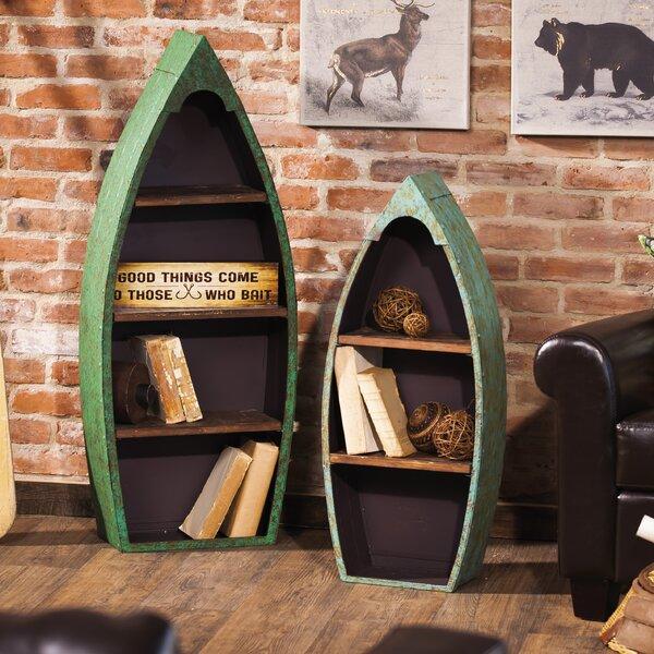 Rockaway2 Piece Boat Standard Bookcase Set by Loon Peak