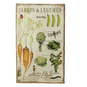 Jardin de Legumes Graphic Art by August Grove