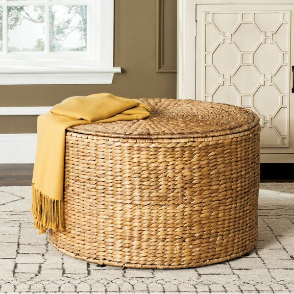 Willow Drum Coffee Table By Breakwater Bay