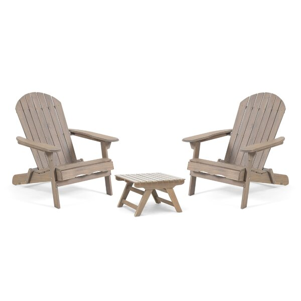 3 Piece Seating Group by Breakwater Bay
