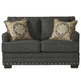 Oecusse Loveseat by Charlton Home®
