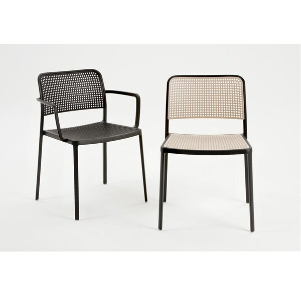 Audrey Armeless Chair (Set of 2) by Kartell