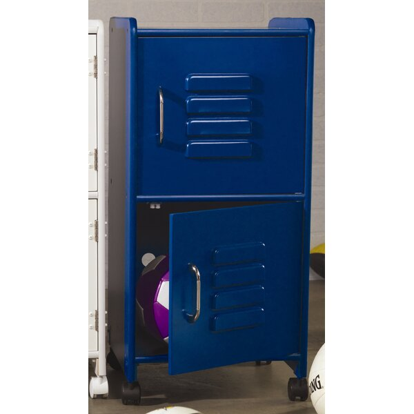 2 Tier 1 Wide Kids Locker by KidKraft