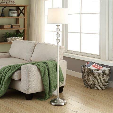 lamp living room.  Floor Lamps You ll Love Wayfair
