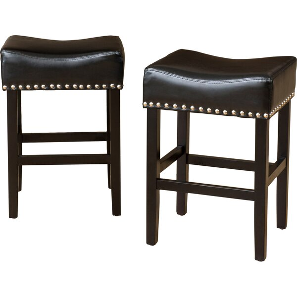 26 Bar Stool (Set of 2) by Alcott Hill