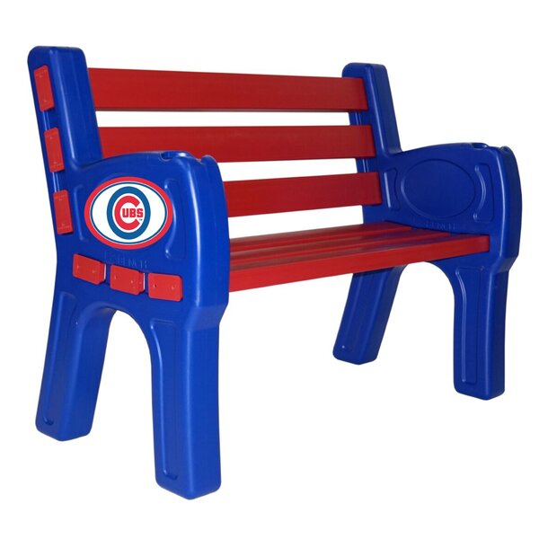 MLB Wooden Park Bench by Imperial International