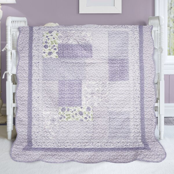 Maxie Rose Quilt by Harriet Bee